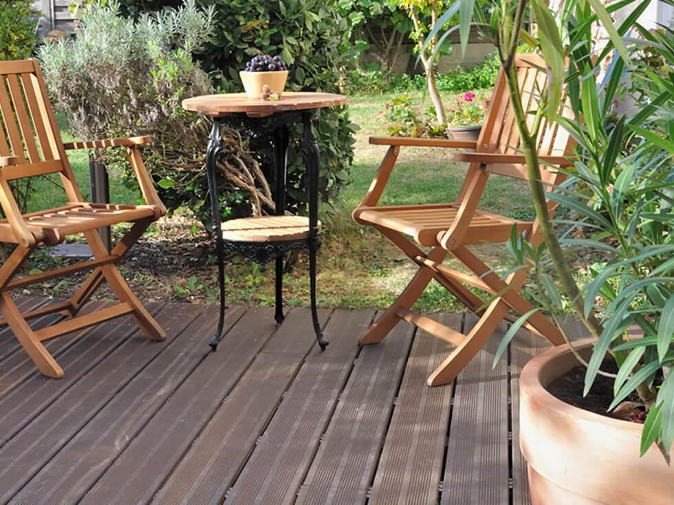 Muebles Eco Deck