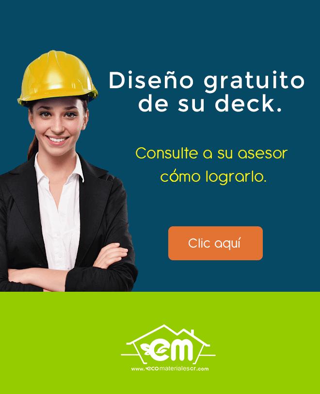 Diseño deck gratuito