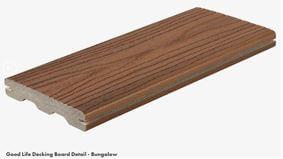 Deck estilo Bungalow