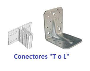 Conectores T o L