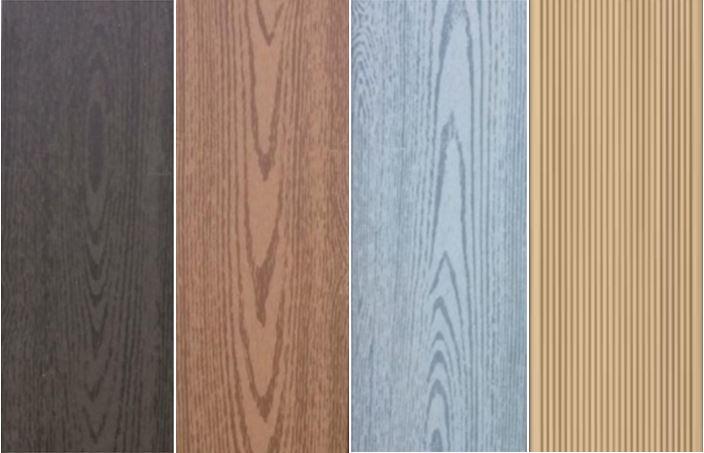 Colores del eco deck clásico